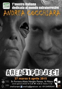 Locandina Area 51 project 1